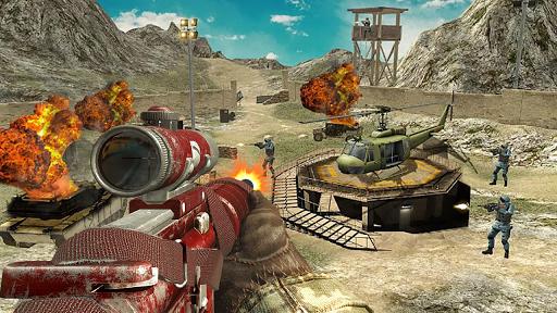 Commando combat shoot 3D for PC