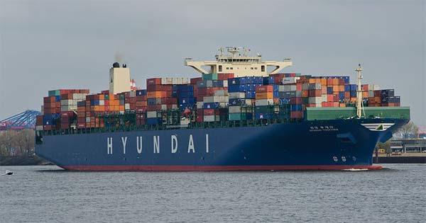 Морская Доставка грузов из Южной Кореи