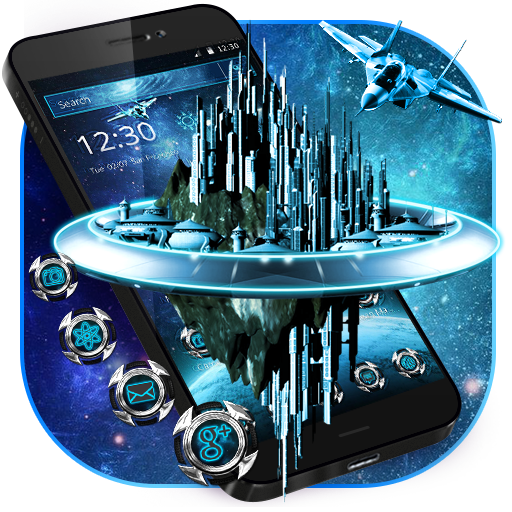 3d space galaxy theme app apk free download for android pc windows
