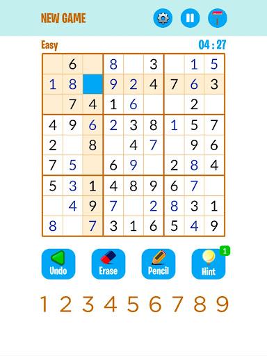 Sudoku 2020 1.4 screenshots 18