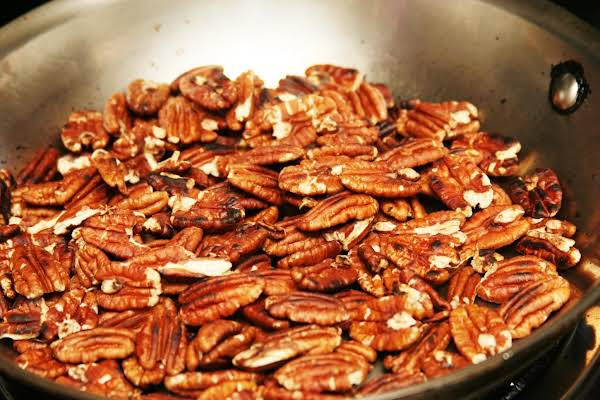 Spicy Toasted Pecans (sallye) Recipe