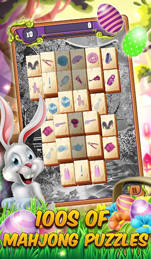 Mahjong Spring Solitaire: Easter Journey screenshots 18