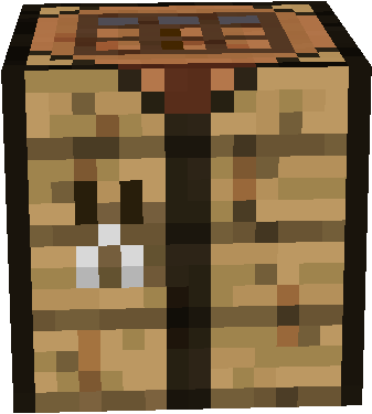 craft table in minecraft