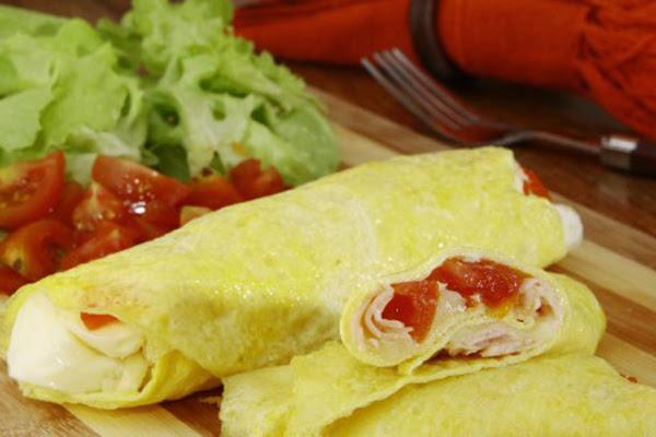 Panqueca de Omelete