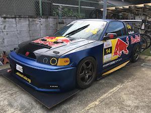CR-X  SiR改 CRX-GTのカスタム事例画像 manzo.racing.14さんの2018年09月22日21:37の投稿