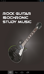 ADHD Guitar Rock Study Music- screenshot thumbnail