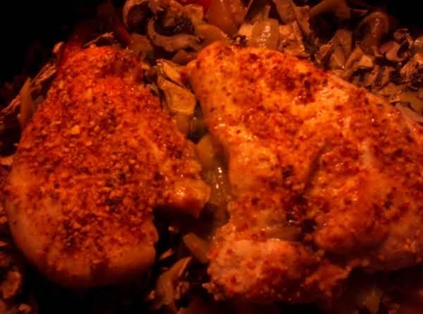 Tanglefoot Chicken Recipe