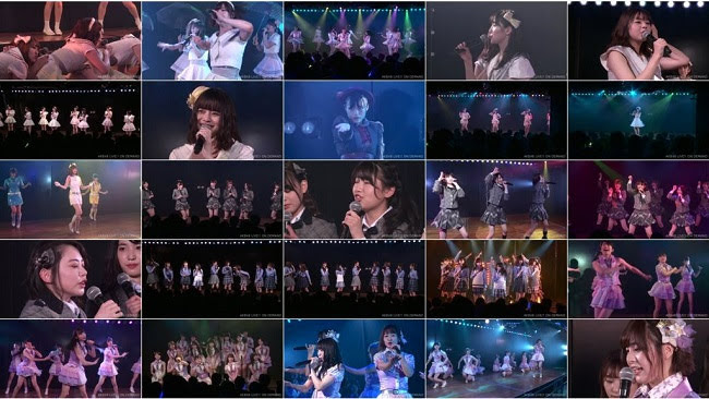 190420 (720p) AKB48 湯浅順司「その雫は、未来へと繋がる虹になる。」公演