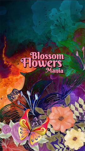 android Blossom Flowers Mania Screenshot 0
