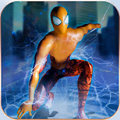 Flying Spider Hero Game – Homecoming City Battle