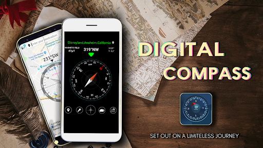 Smart Compass for Android screenshot 14