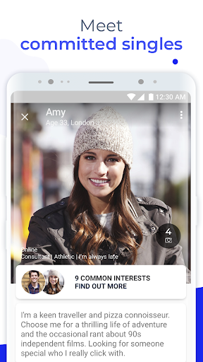 Match.com: meet singles, find dating events & chat screenshot