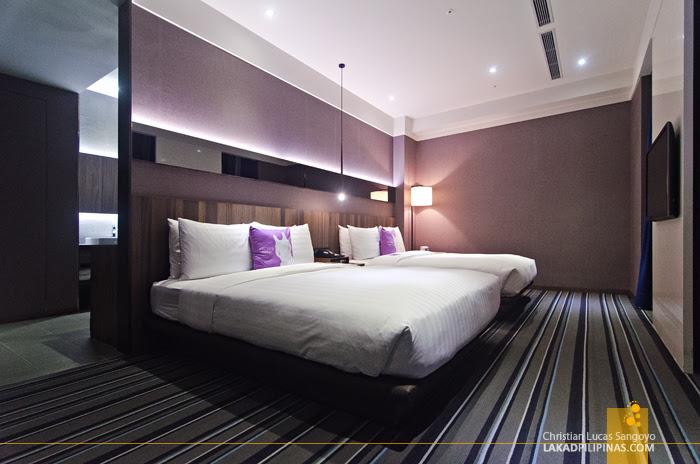 Taipei Westgate Hotel Room