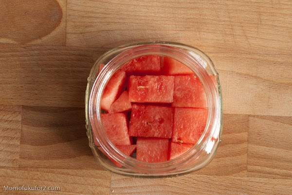 Red Water Melon Pickles Recipe