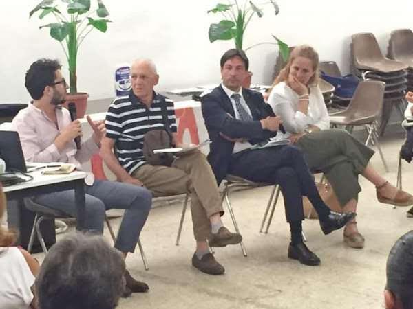 Mirko Viola, Piero Arcoria, Cantarella, Lara Riguccio