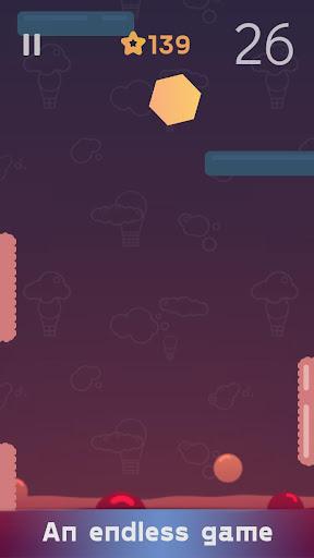 HexaJump - An endless arcade 1.03 screenshots 2
