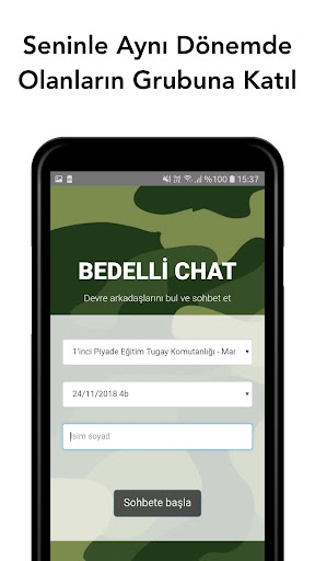 Bedelli Chat Preview 1