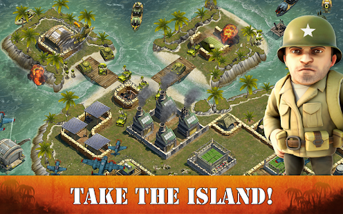 Battle Islands- screenshot