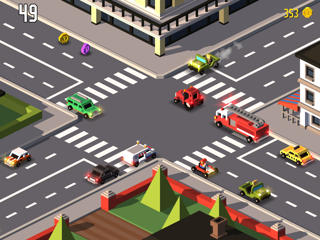 Traffic Rush 2- screenshot