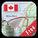 Canada Topo Maps icon