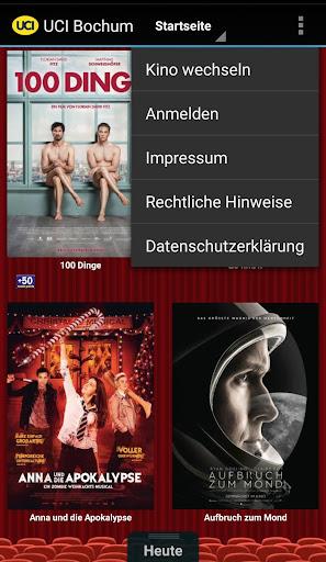 UCI KINOWELT Filme & Tickets  screenshots 2