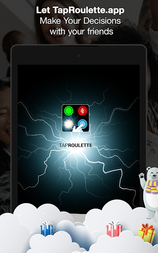 Tap Roulette Pro Shock My Friends Simulator: V! ++ screenshots 10