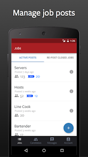 Proven Restaurant Hiring Screenshot 1