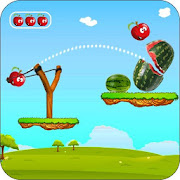 Knock Down Slingshot Games