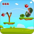 Knock Down Slingshot Games icon