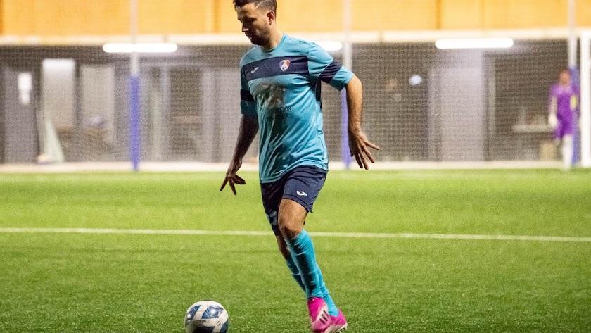 El jugador almeriense sigue compitiendo en Andorra.