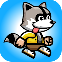 Raccoon Runner  world icon