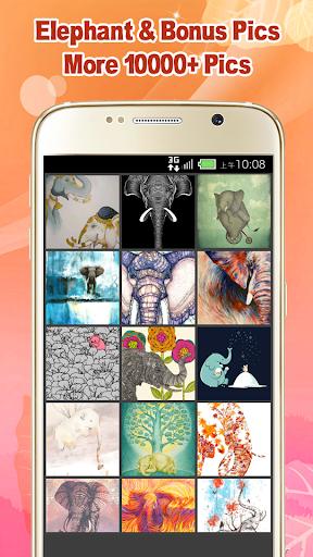 Cool Elephant Wallpaper