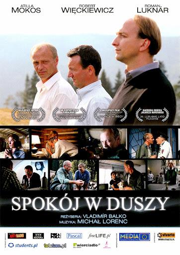 Przód ulotki filmu 'Spokój W Duszy'