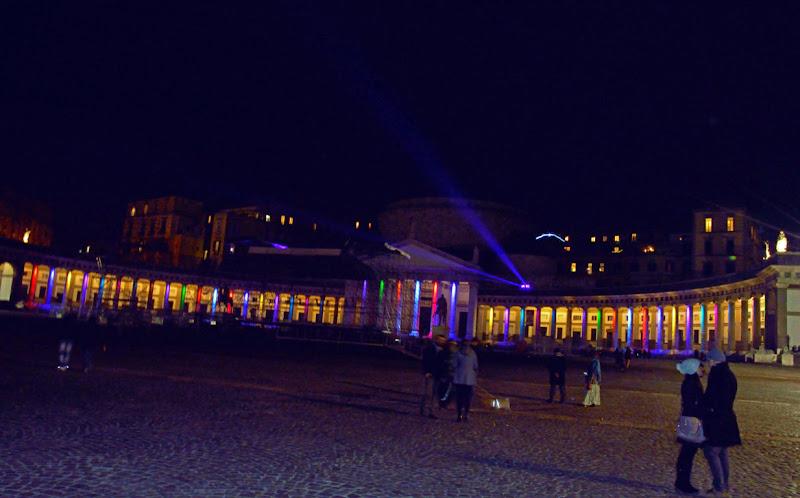 notte in piazza  di g.de.f