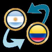 Argentine Peso x Colombia Peso