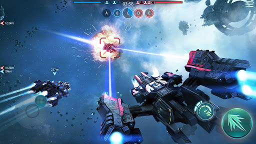 Star Forces: Space shooter screenshot 17