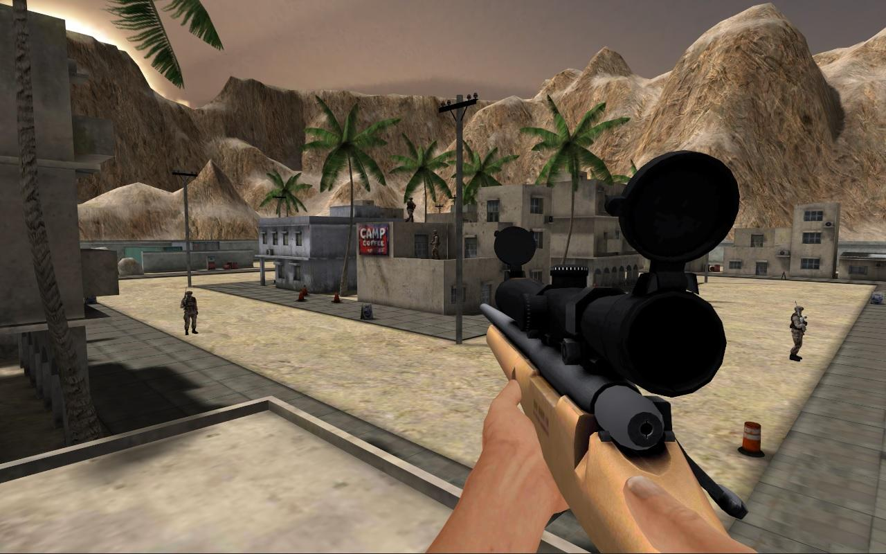 Sniper Killer Assassin Shooter- screenshot