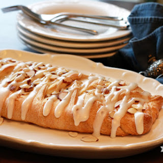 Almond Cream Cheese Danish