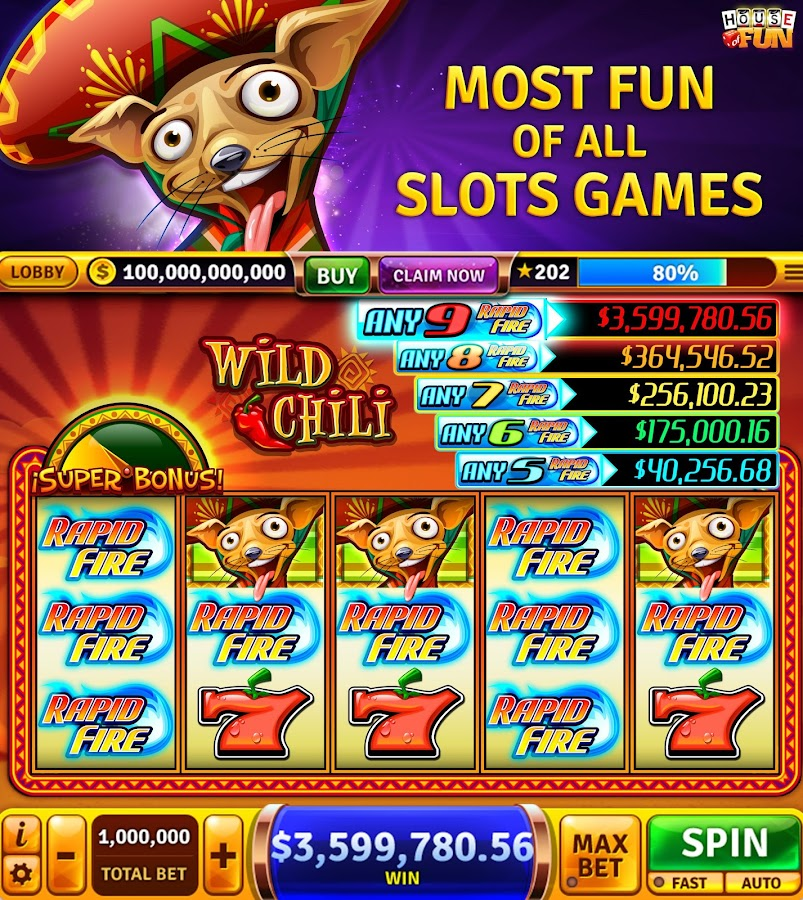 slot free casino house of fun