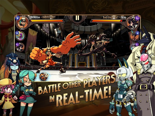 Skullgirls: Fighting RPG  screenshots 8