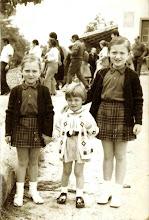 Photo: Loli, Mari Jose e Inma.
