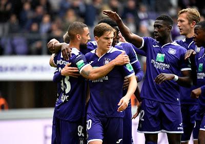 Sieben Dewaele: de grote verrassing bij Anderlecht