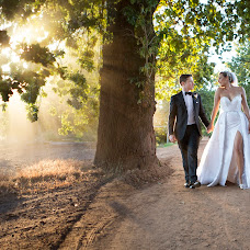 Wedding photographer Darrell Fraser (darrellfraser). Photo of 01.07.2017