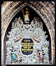 Photo: Die Himmelspforte zu der Nikolaikirche Stralsund