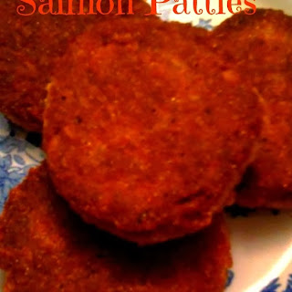 Salmon Patties!.