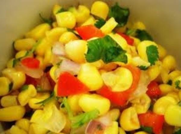 Kickin' Corn Salsa Recipe