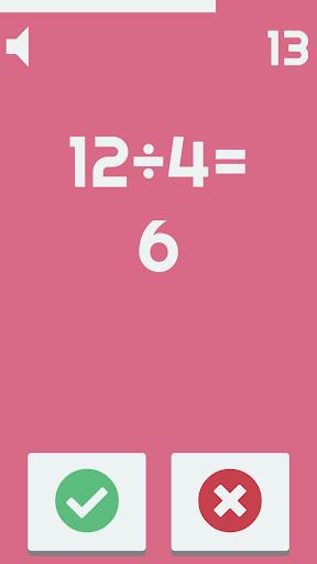 Speed Math 2018 - Pro apkpoly screenshots 4