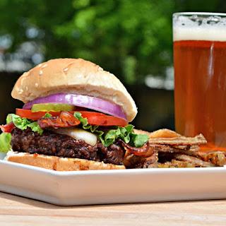 Jack Daniels Burgers (T.G.I. Friday's Copycat Recipe).
