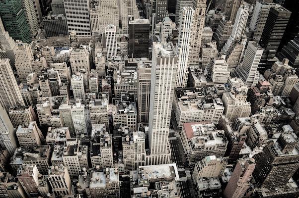 Lower Manhattan di silvia_celio