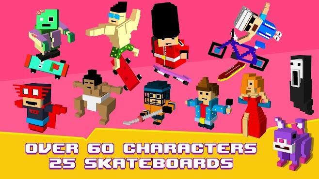 Skatelander: Skateboard life v40